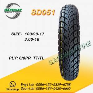 CROSS TIRE SD051