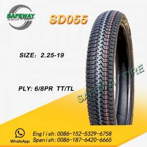 Factory directly supply Tubo Para Motocicleta -