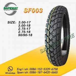 2019 High quality 180/55-17 Llata Para Motocicleta -