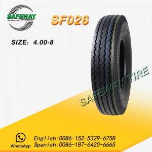 Tricycle Tire SD026