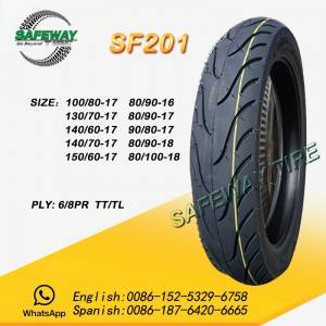 Street Tire  SF201 HIGH SPEED  Michelin design