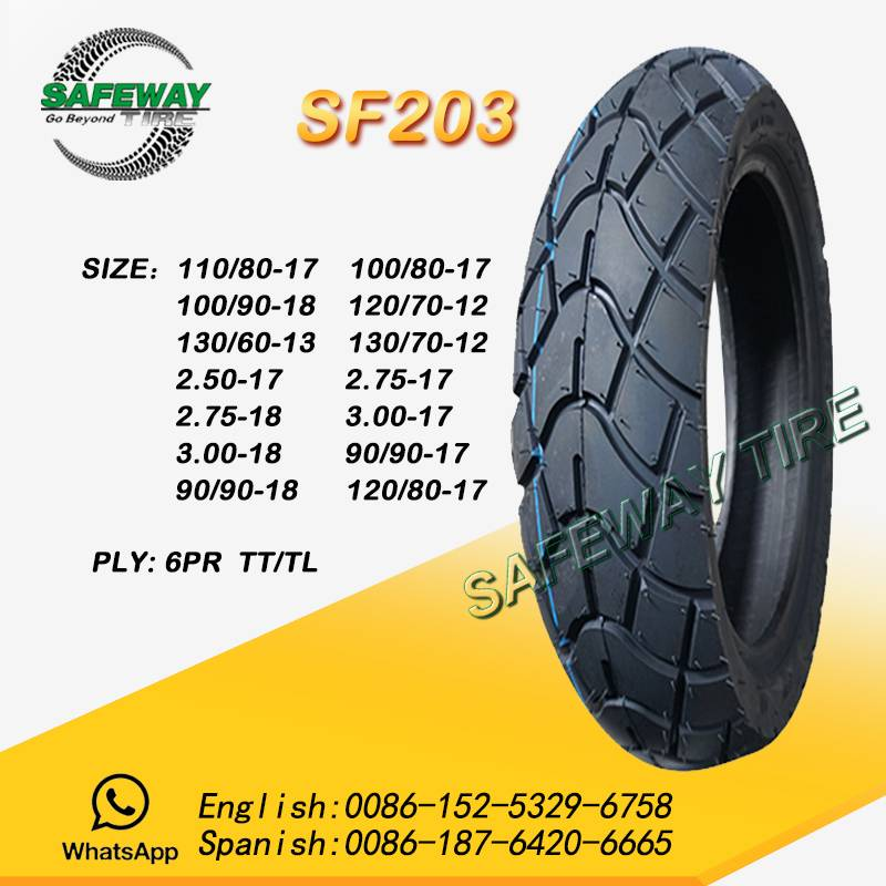 Cross tires SF203 Featured Image