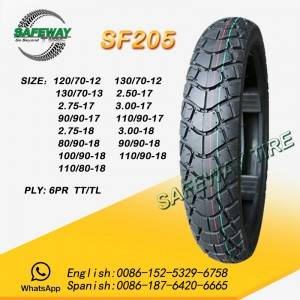 Competitive Price for Motorcycle Tire Tube -