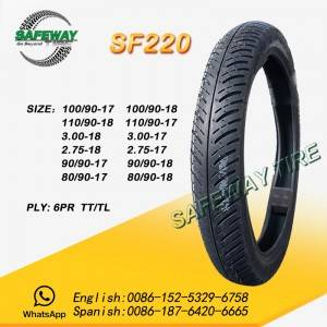 Well-designed Enduro Tire -