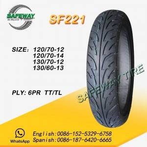 Scooter Tire SF221