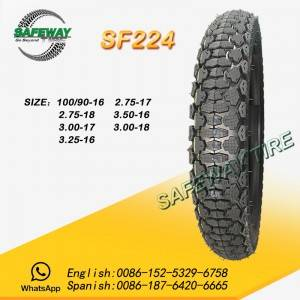 Online Exporter Motorcycle Tire And Tube -