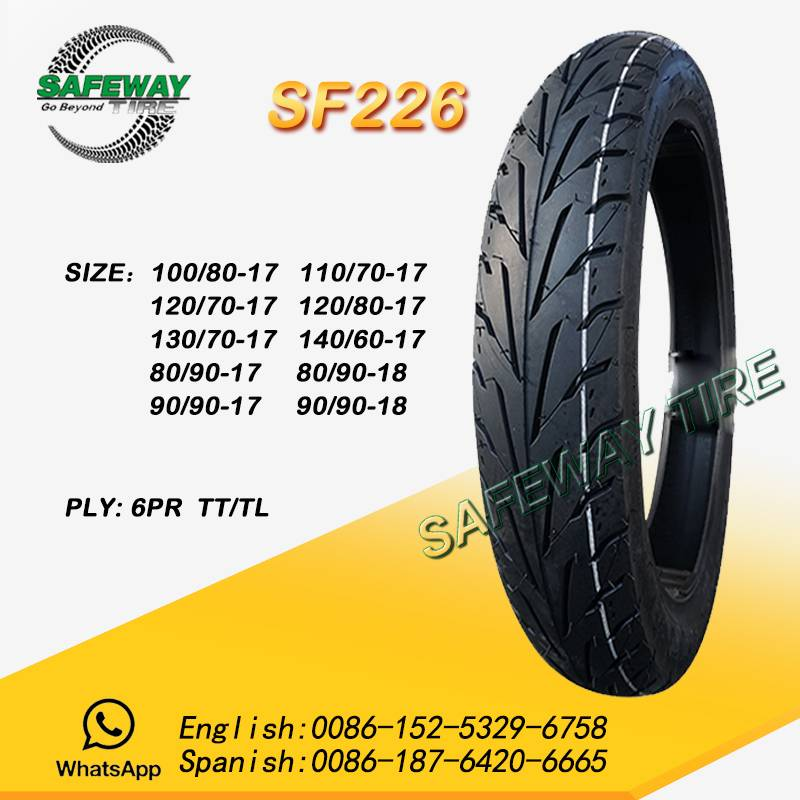 Street tire  SF226 Featured Image