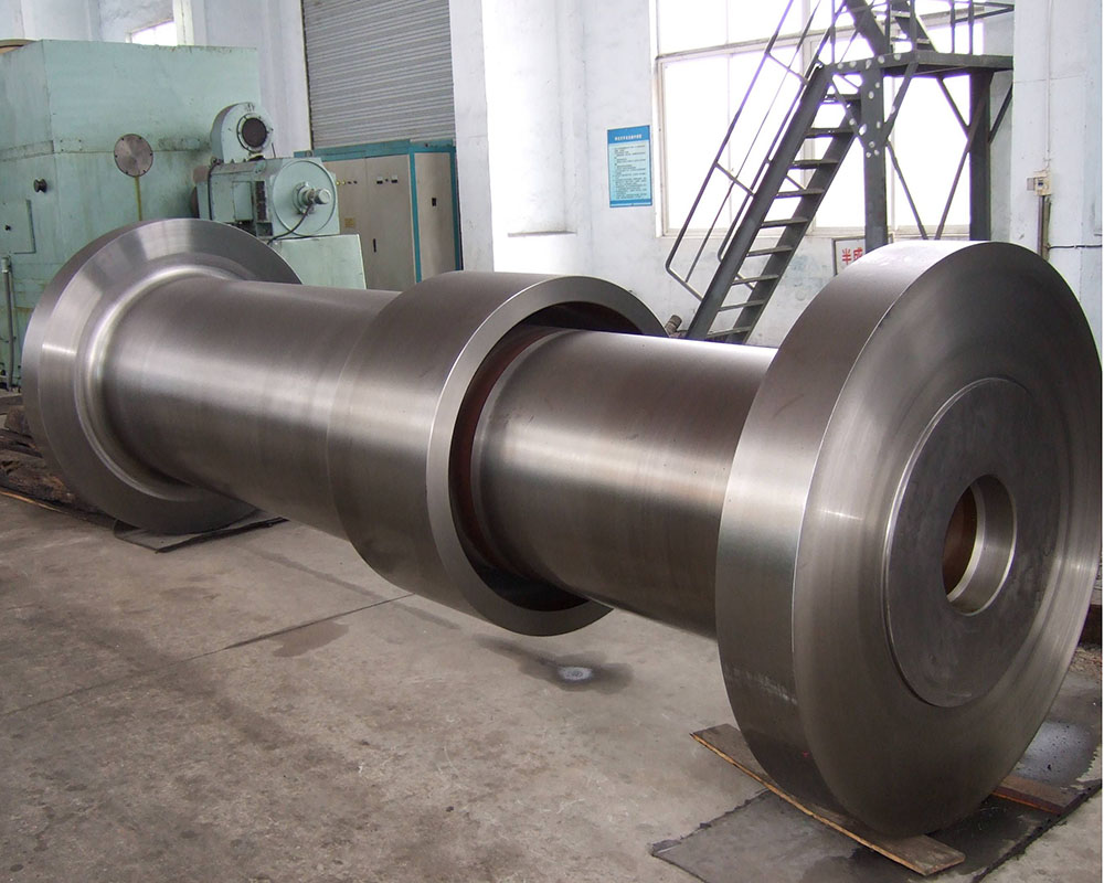 High Quality Heavy Alloy Steel Forgings -