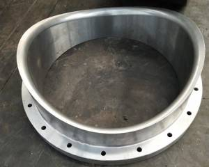 Fast delivery Forging Parts For Train -