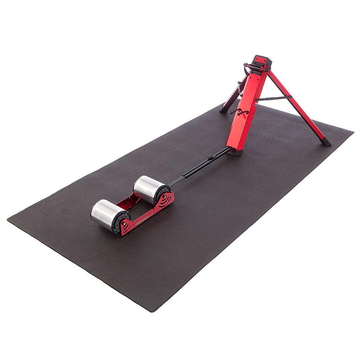 Excellent quality Folding Treadmill Mats - Durable Shock-proof PVC mat for equipment – Sheep
