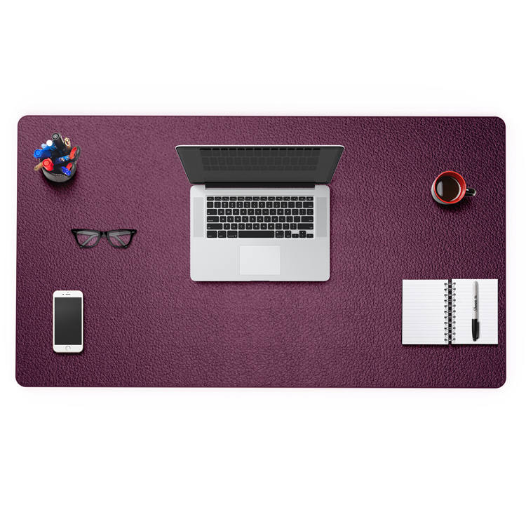 High Quality Standing Desk Mat - Waterproof Pvc leather desk computer writing pad – Sheep