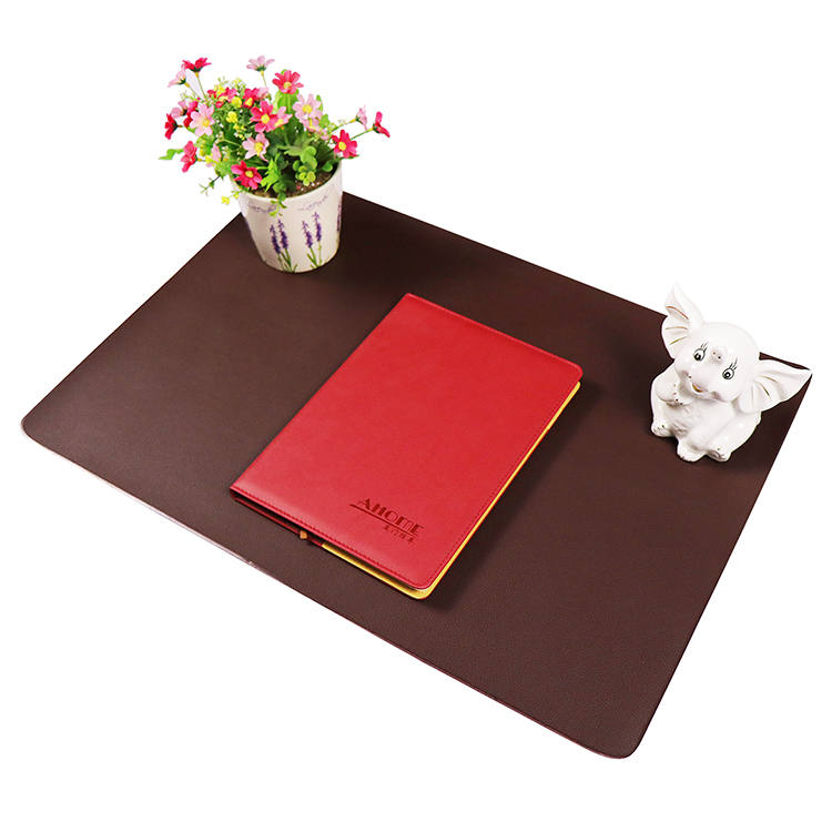 China Manufacturer for Xiamen Anti Fatigue Mat - Waterproof PVC leather office computer mouse mat – Sheep