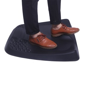 Ergonomic Not-Flat Cushion Mat with Foot Massage