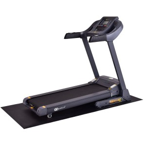 New Fashion Design for Leather Desk Mat - Fitness Safety Floor Mat For Home Treadmill machine – Sheep