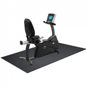 Exercise/Fitness Equipment Mats Treadmill Mats Spin Bike Mats