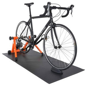 Motorcycle & Bicycle Floor Protect Mats Garage Mats