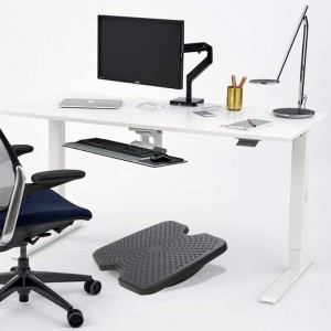 Anti-Fatigue Footrest Standing Desk Balance Board
