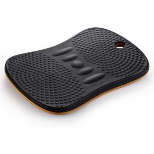 Butterfly Shape Balance Board Wobble Board for Standing Desks Anti-Fatigue Mats