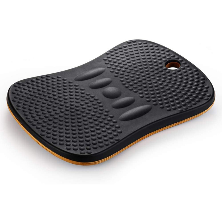 Butterfly Shape Balance Board Wobble Board for Standing Desks Anti-Fatigue Mats Featured Image