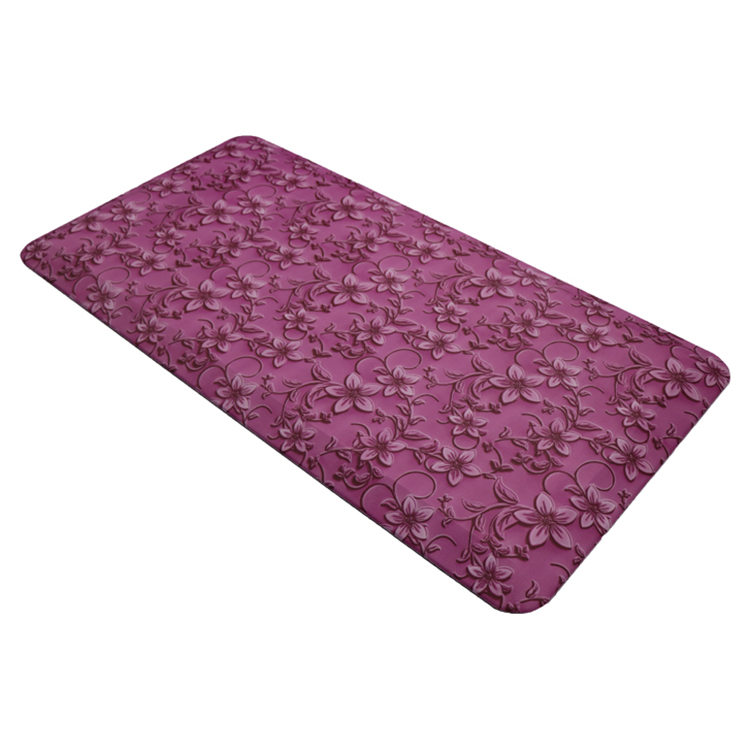 Factory wholesale Kitchen Floor Pu Mat - Comfort Stain Resistant Non-Slip Bottom kitchen mat – Sheep