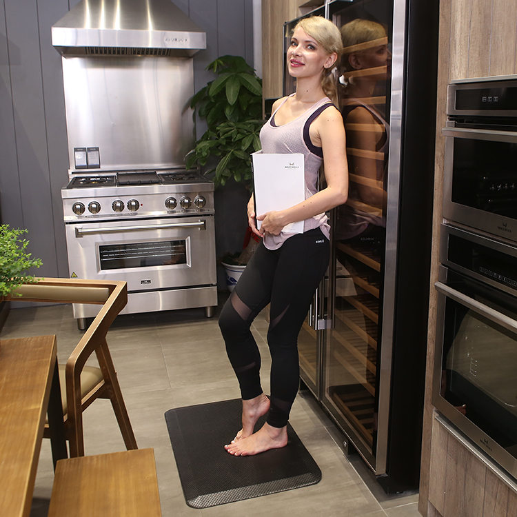 Wholesale Kitchen Xiamen Anti Fatigue Mat - Foam Ergonomic Non Slip Cushioned Kitchen Mat – Sheep