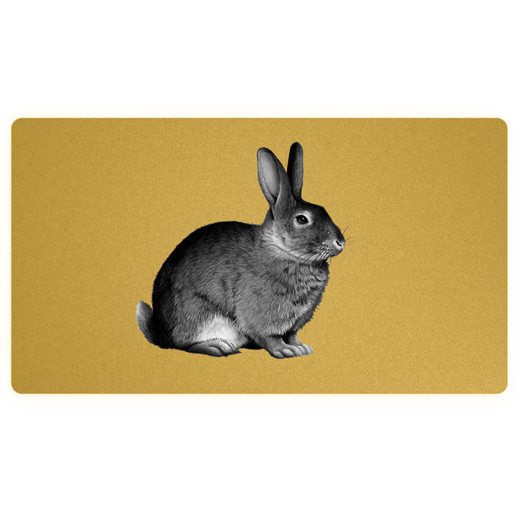 Factory Cheap Anti Fatigue Comfort Mat - Printing Pattern Desk Writing Mat Mouse Pad – Sheep
