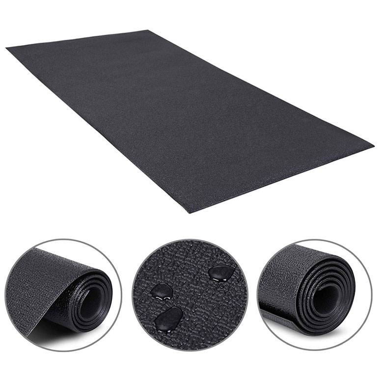 Factory wholesale Comfort Kitchen Mat - Exercise/Fitness Equipment Mats Treadmill Mats Spin Bike Mats – Sheep