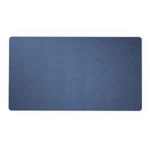 Factory wholesale Anti Fatigue Mat Shape Memory - Waterproof Pvc leather desk computer writing pad – Sheep