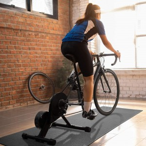 Indoor Bike Trainer Mat Indoor Cycling Floor Mat