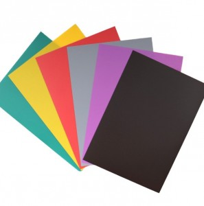 China Factory Cheap Price Wholesale Solid PVC film Color PVC film
