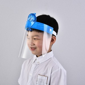 Children's Protective Face Shield HD Anti...