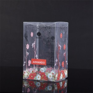 2020 High quality Pvc Packaging Box -