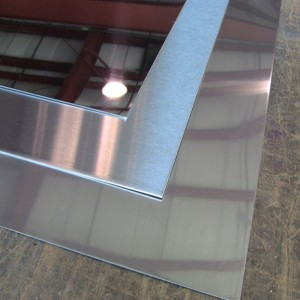 Mirror Polishing Surface Stainless Steel Sheet