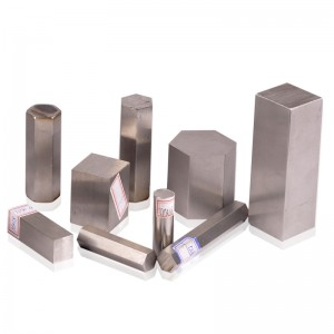 316/316L Stainless Steel Shaped Bars