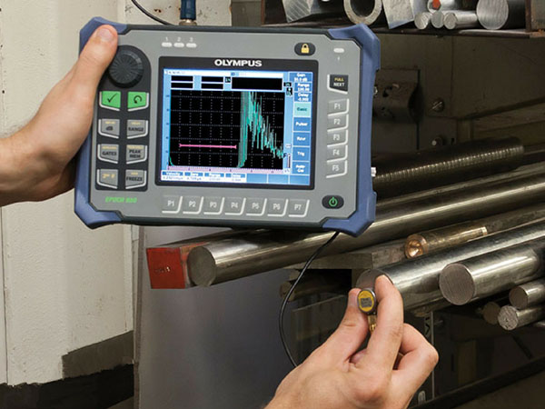 X-RAY AND ULTRASONIC TESTING