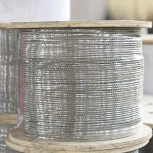 PCV Coating SS Wire Rope
