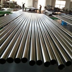 304 / 304L 316/ 316L stainless steel pipe