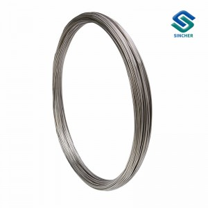 Stainless Steel Bright Wire