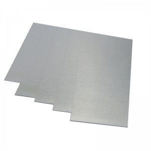 304/316 Stainless Steel Shim