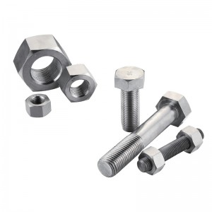 Stainless Steel Stud Bolt (M4-M100)