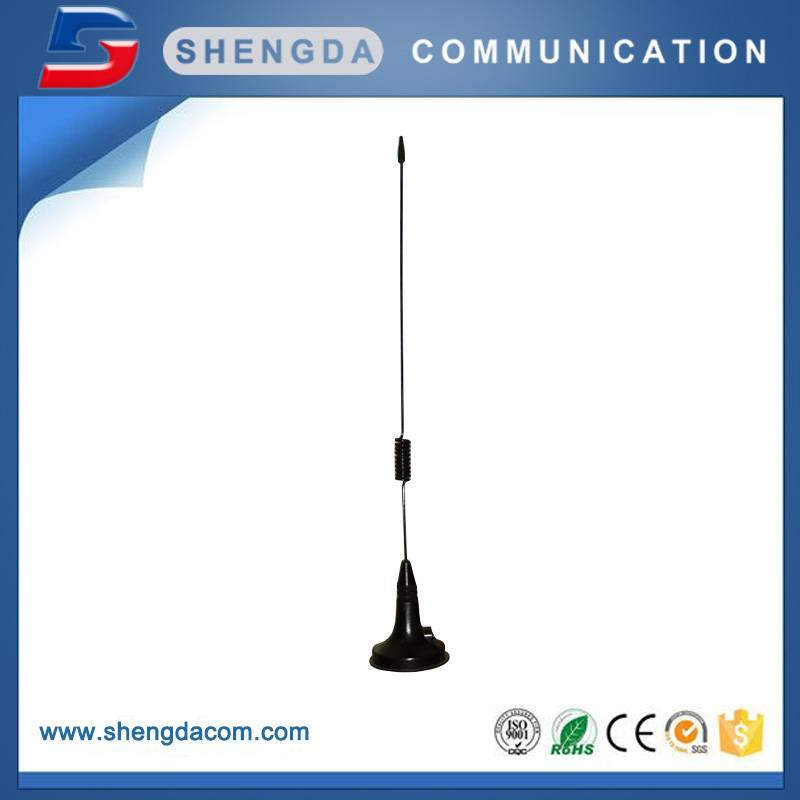 SD-42-174 – Dia.40mm small mag mount mobile antenna with RG174 cable 4.5dBi