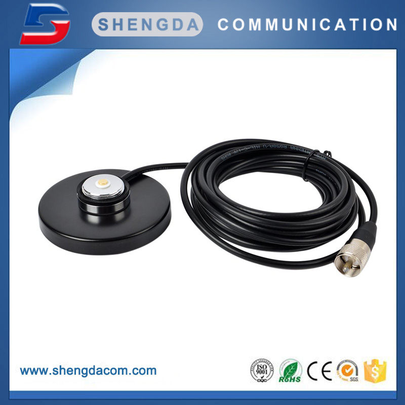 DIA 90MM NMO Antenna magnetic base