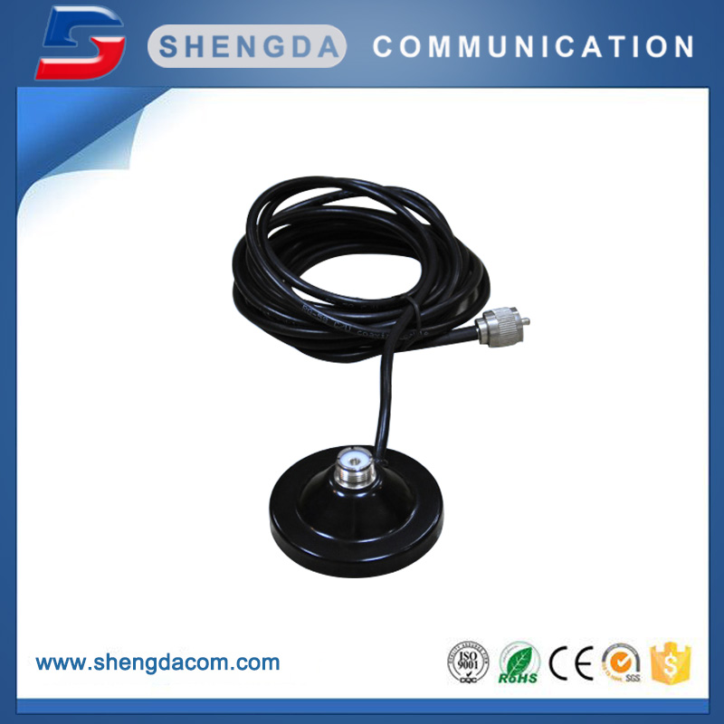 SD90 – Dia.90mm mag mount SO239 with 4.5meter RG58 cable