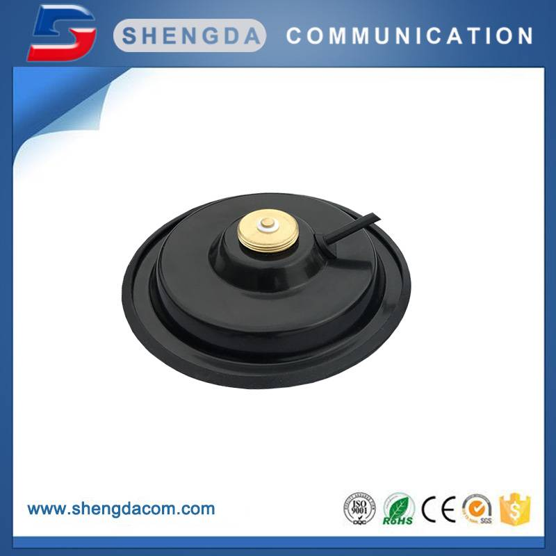 150mm dia NMO connector Mobile antenna magnetic base