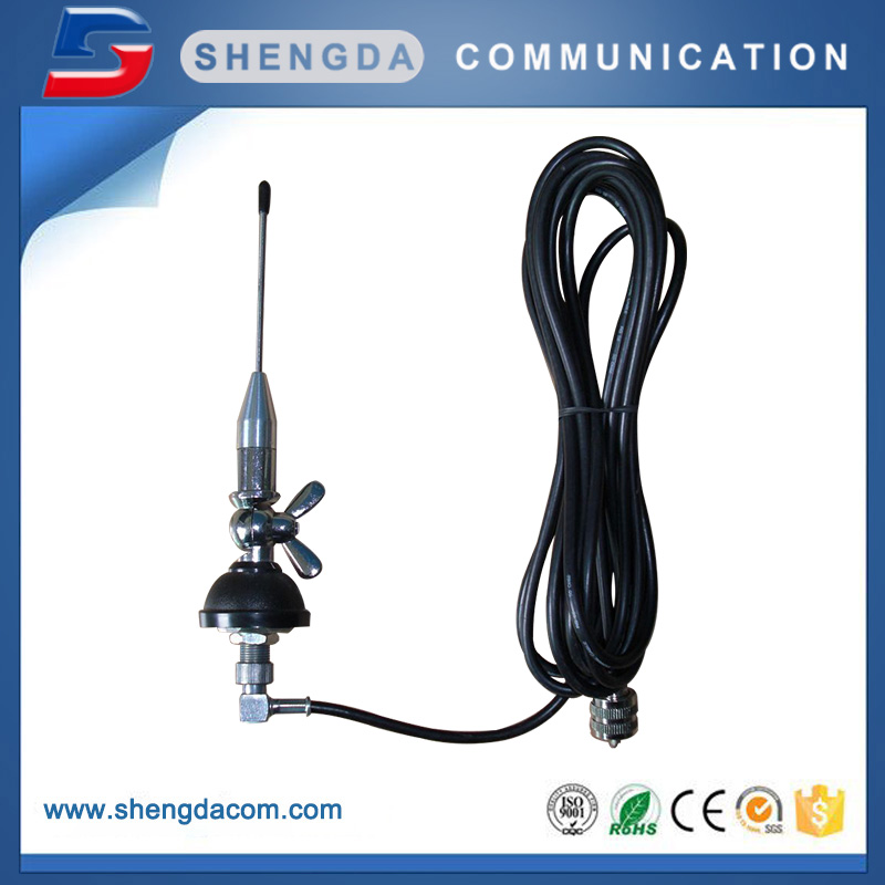 SD-433ALAN – 433MHz Remote control bendable mobile antenna for car installation solution