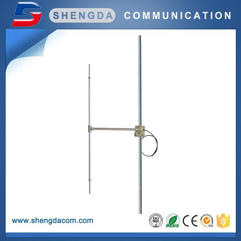Tunable FM 88-108MHz dipole antenna
