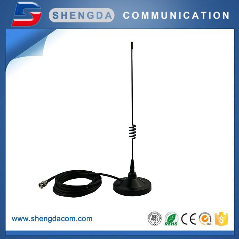 SD90-GSM-5 GSM dual band 900/1800MHz 5dBi small magnetic mount mobile antenna