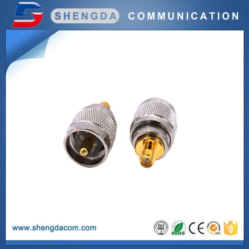 SMA-Female/UHF-Male