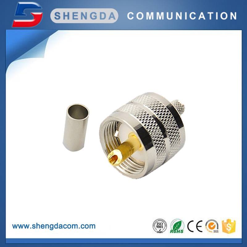 Leading Manufacturer for Rg58 Coaxial Cable -