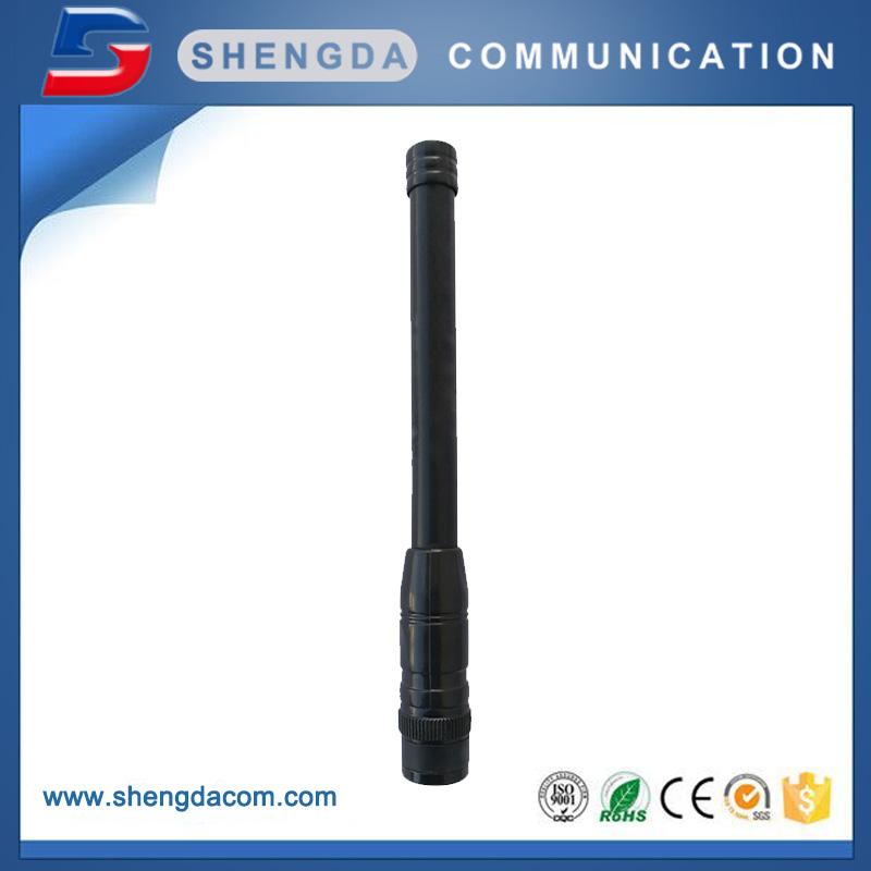 Flexible Handheld 136-174MHz Antenna 110mm VHF 1.8dbi Antenna for communication